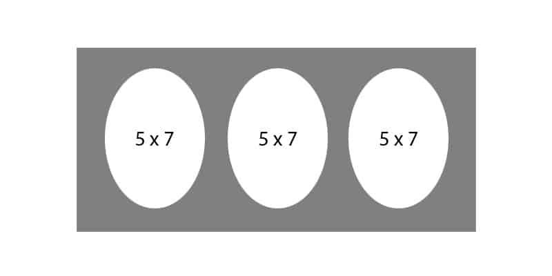 #04 EXMO 357O 3-5 X 7 Openings