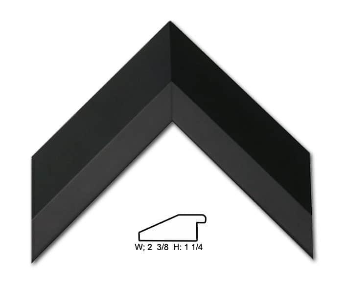 2550 Satin Black