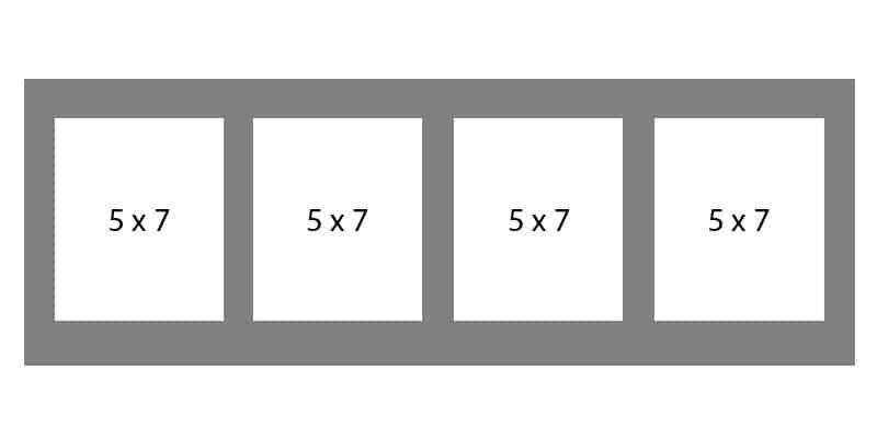 #30 EXMO 457R 10 X 30, 4-5 X 7 Openings