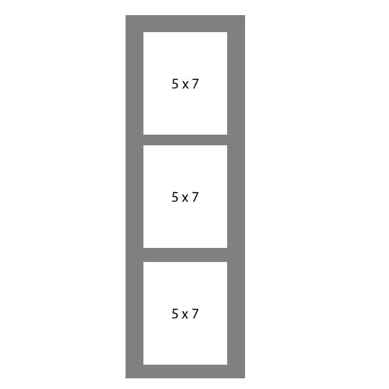 #31 EXMO 357V 8 X 26, 3-5 X 7 Openings