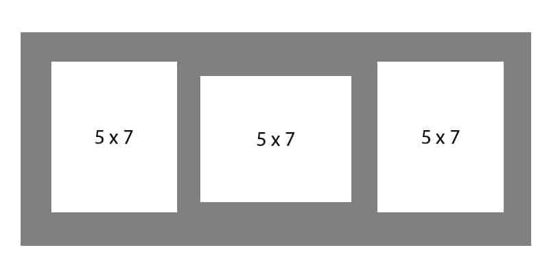 #32 EXMO 57R-75R-57R 10 X 24, 3-5 X 7 Openings