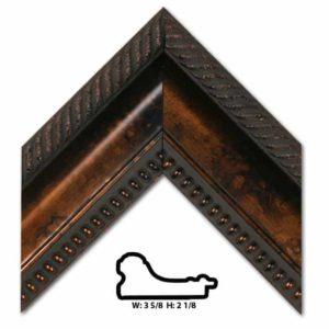 6050 Blotched Copper