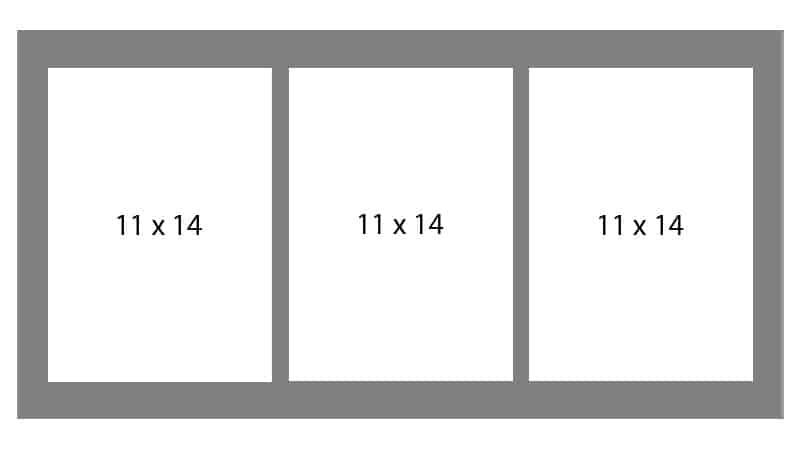 #77 EXMO 3-11 X 14 Openings