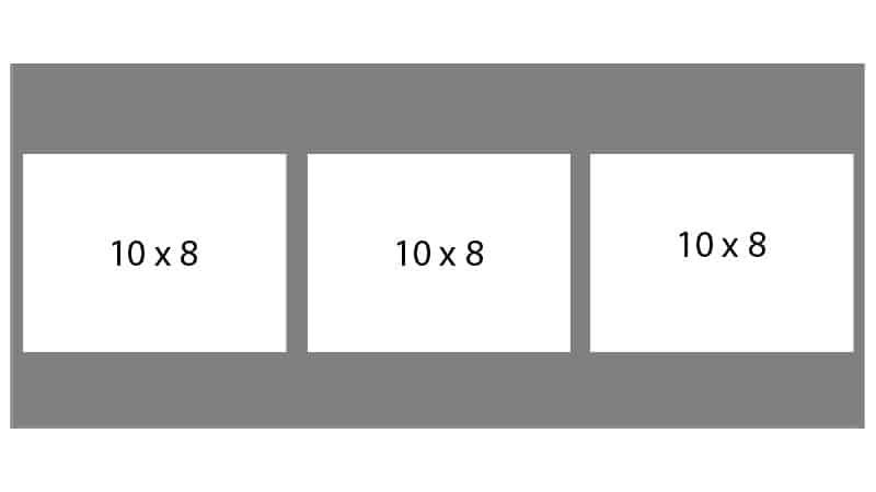 #78 EXMO 3-10 X 8 Openings