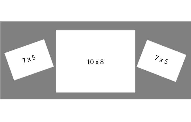 #85 EXMO 1-10 X 8 Opening w/ 2-7 X 5 Openings