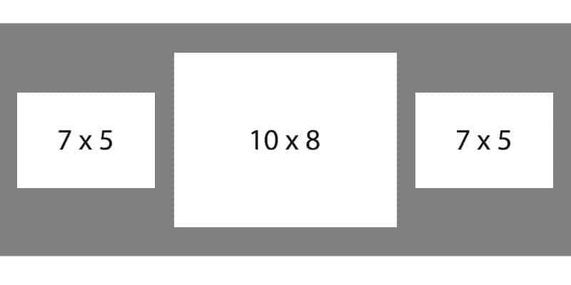#87 EXMO 1-10 X 8 Opening w/ 2-7 X 5 Openings