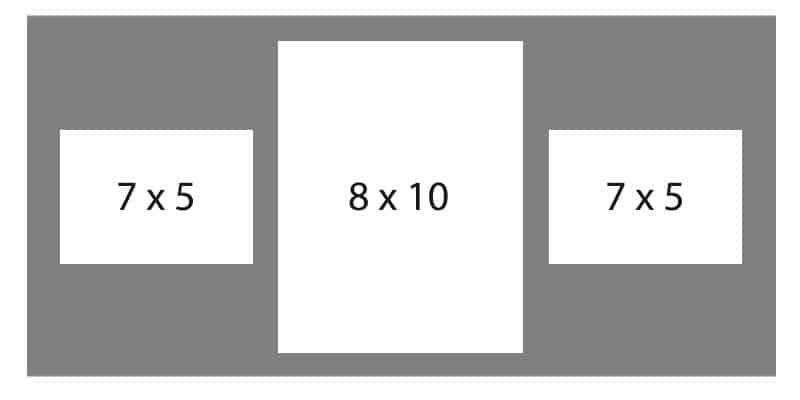 #88 EXMO 1-8 X 10 Opening w/ 2-7 X 5 Openings