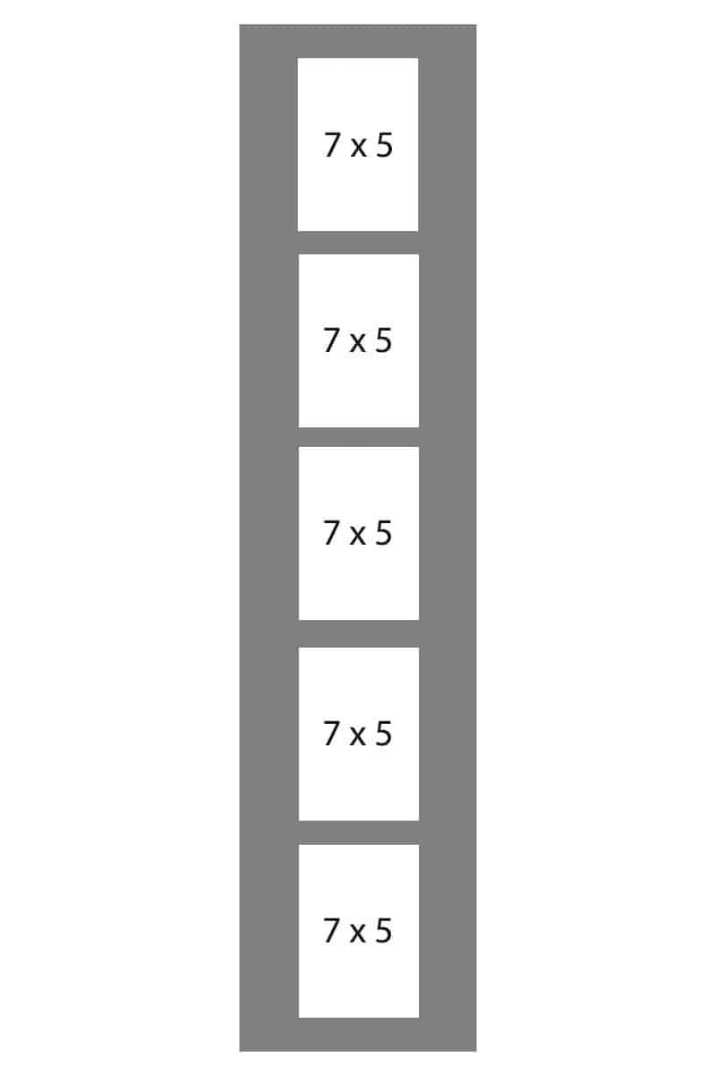 #90 EXMO 4-5 X 7 Openings